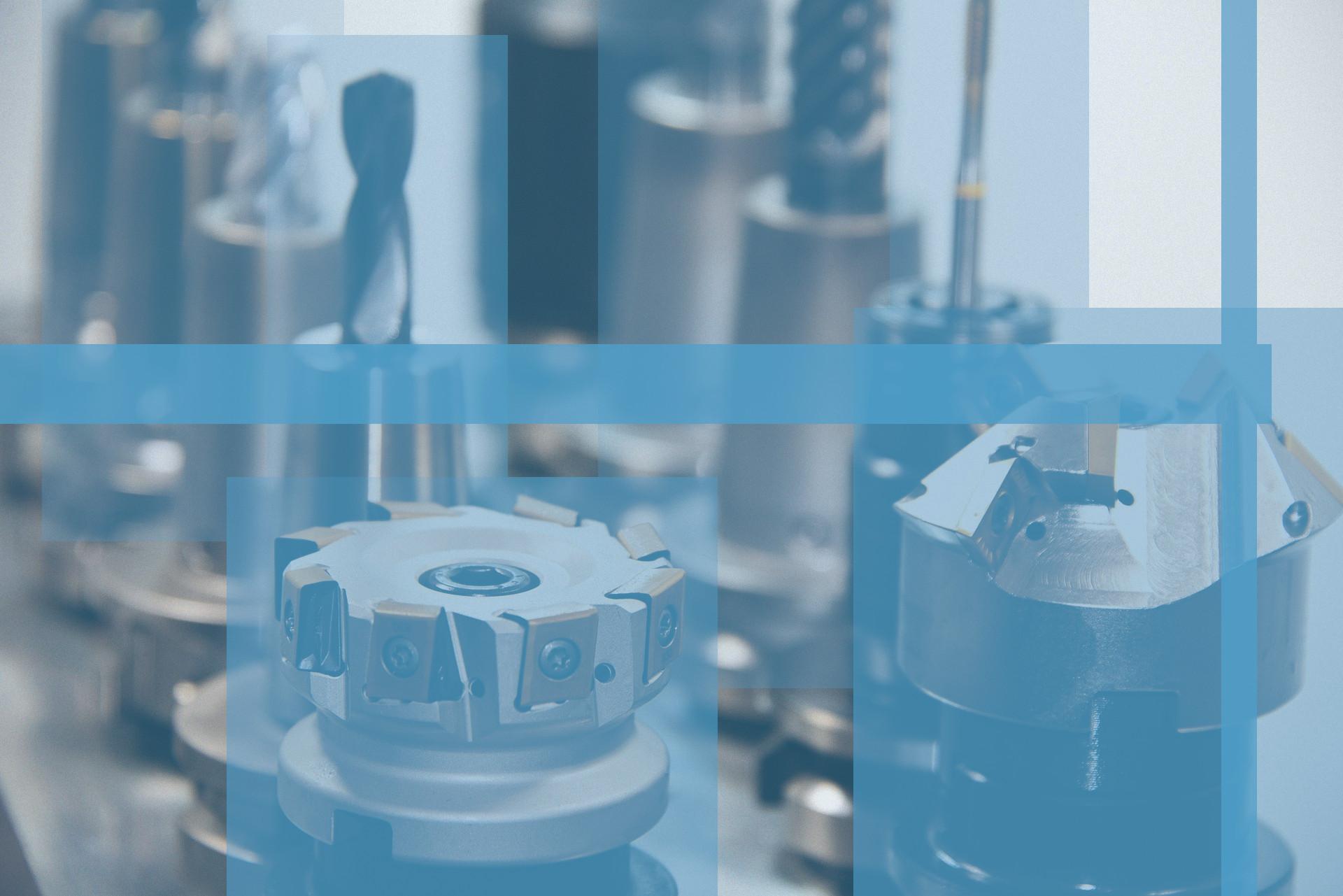 Werkzeuge für das CNC Fräsen