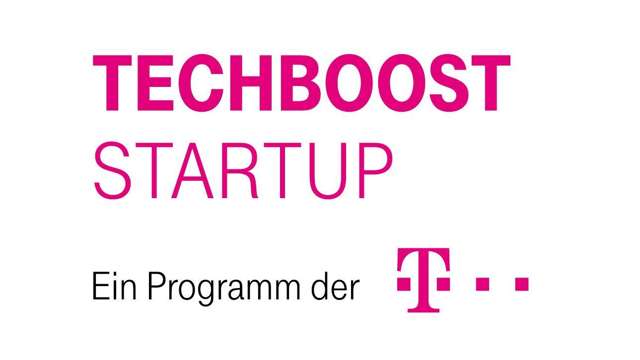 Logo des Statup Programms der Telekom