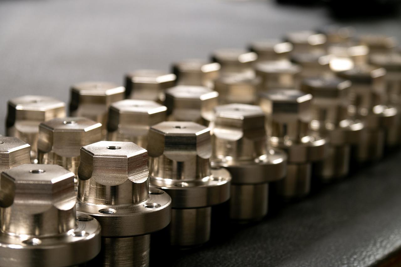 Oberflächenbehandlungen für CNC-Teile